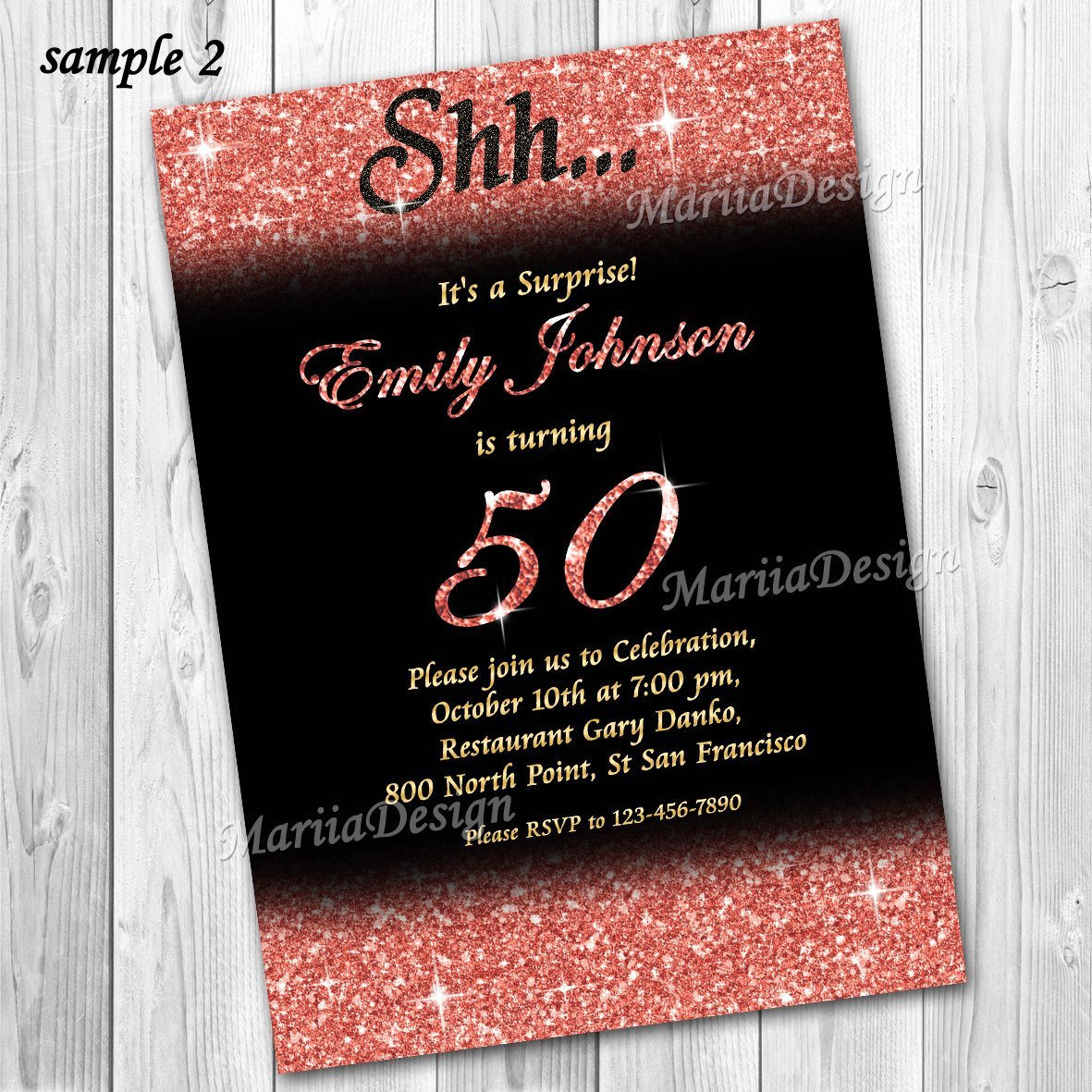 60 Th Birthday Invites Luxury 50th Birthday Invitation 60th Birthday Invitation Gold