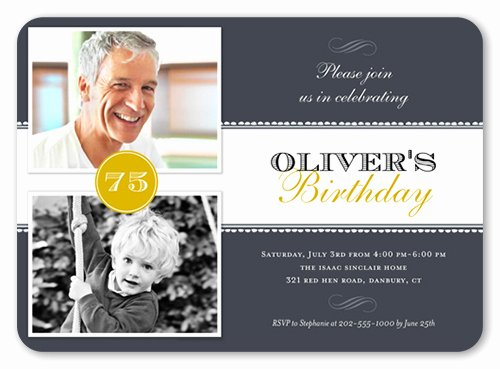 80th Birthday Party Invitations Unique 80th Birthday Invitations