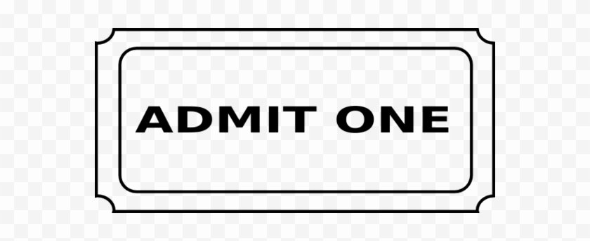 Admit One Ticket Template Inspirational Movie Ticket Clip Art Cinema Tickets Powerpoint Admit