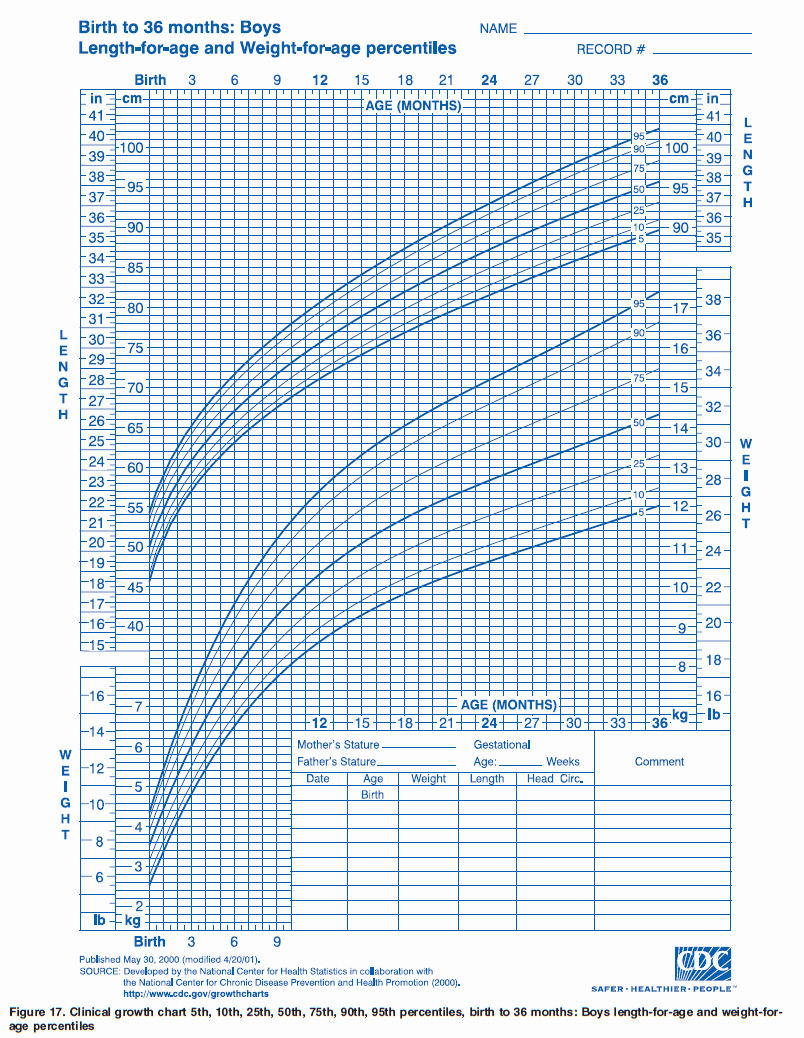 Age and Weight Chart Fresh Ourmedicalnotes Growth Chart Lengths for Age & Weight