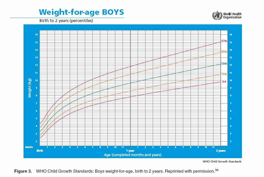 Age and Weight Chart Lovely Average Newborn Weight Gain