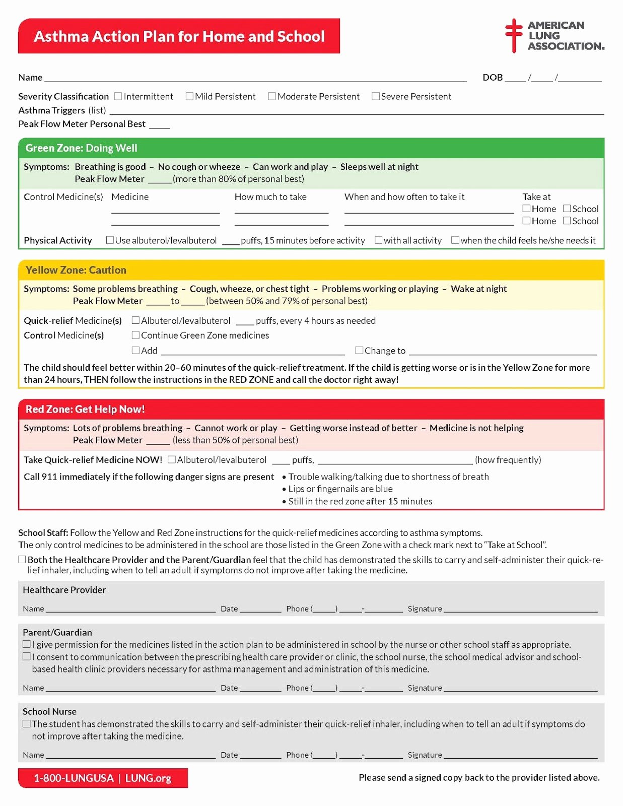 Asthma Action Plan form Elegant My Life as An asthma Mom School Supplies and asthma