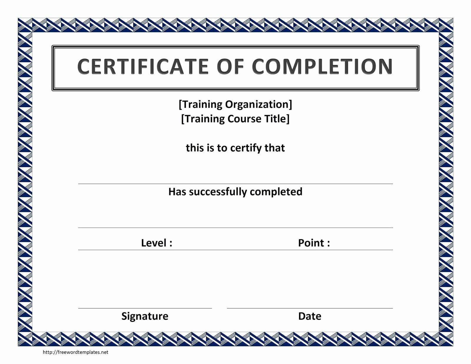 Award Certificate Template Free Lovely Certificate Templates Sample Blank Certificates