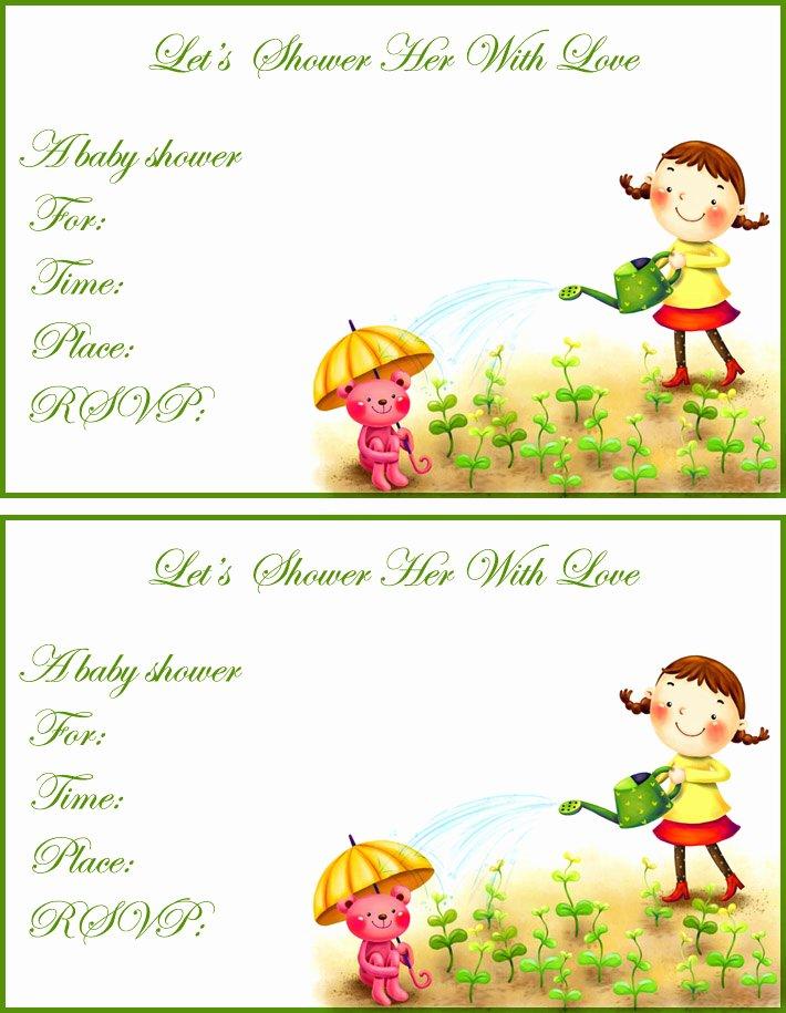 Baby Shower Card Printable Inspirational Homespun with Love 15 Baby Shower Printables