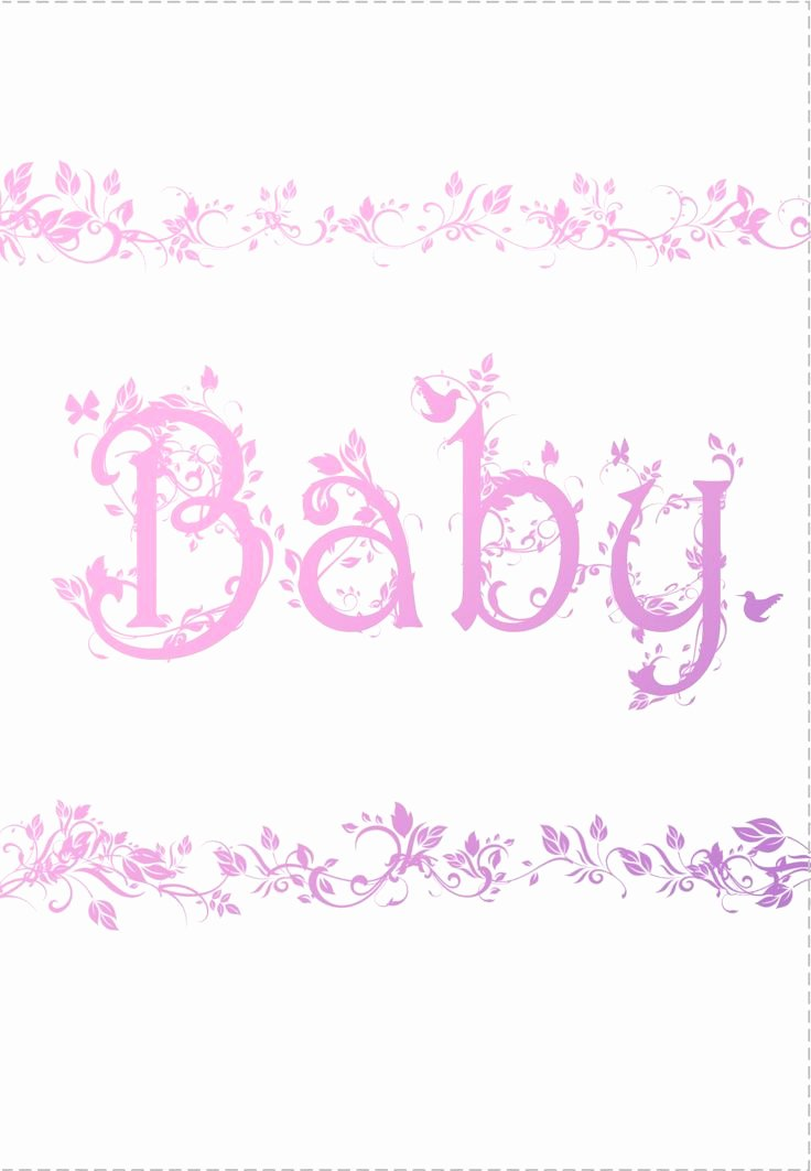 Baby Shower Card Printable Luxury 8 Best Printable New Baby Cards Images On Pinterest