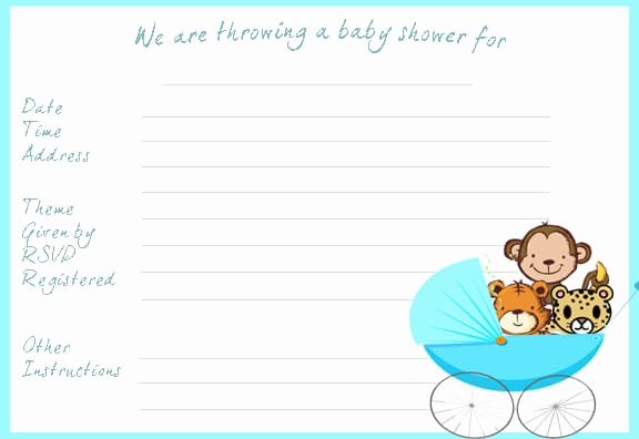 Baby Shower Invitations Templates Editable Beautiful Baby Shower Invitation Templates Word