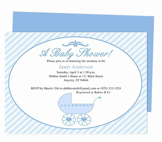 Baby Shower Invitations Templates Editable Elegant Baby Shower Invitations Diy Templates Baby Shower