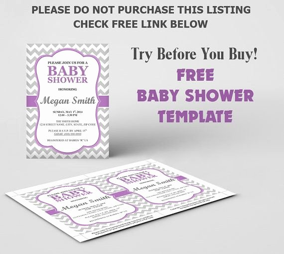 Baby Shower Invitations Templates Editable Fresh Free Baby Shower Invitation Template Diy Editable