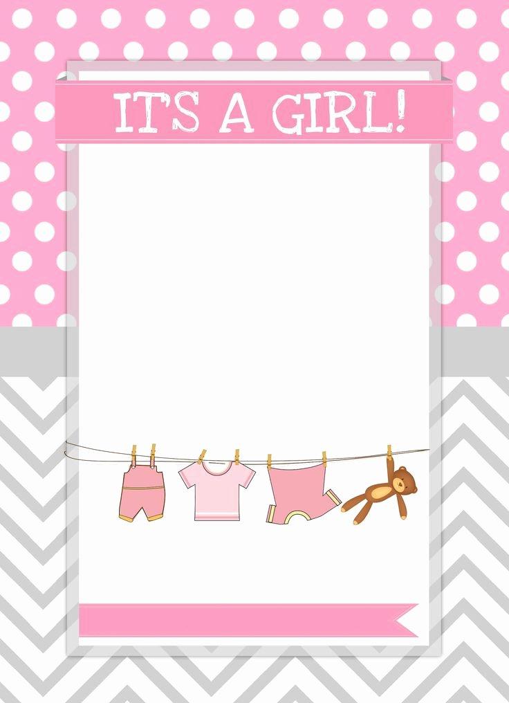Baby Shower Invite Template Luxury 25 Best Ideas About Baby Shower Invitation Templates On