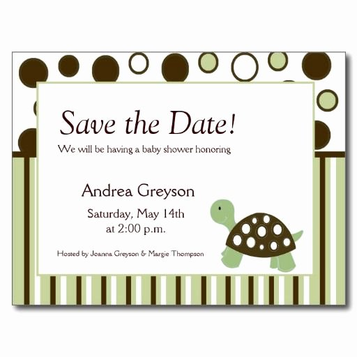 Baby Shower Save the Dates Awesome 17 Best Images About Save the Date Baby Shower On