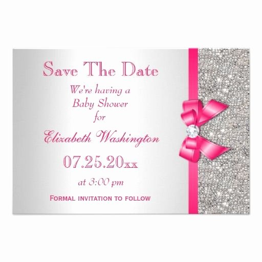 Baby Shower Save the Dates Best Of 1000 Images About Diamonds & Pearls Baby Shower On