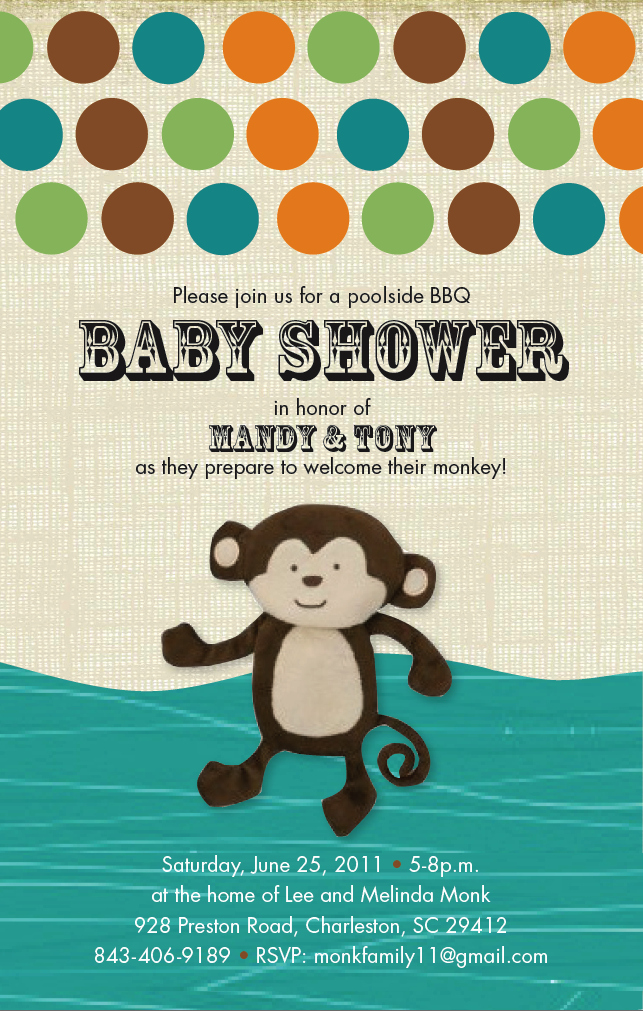 Baby Shower Save the Dates Unique Save the Date Baby Shower Invitations Party Xyz