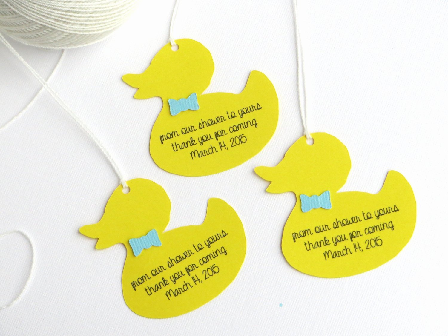 Baby Shower Thank You Tags Awesome Rubber Duck Baby Shower Favor Tags Boy Baby Shower Thank You