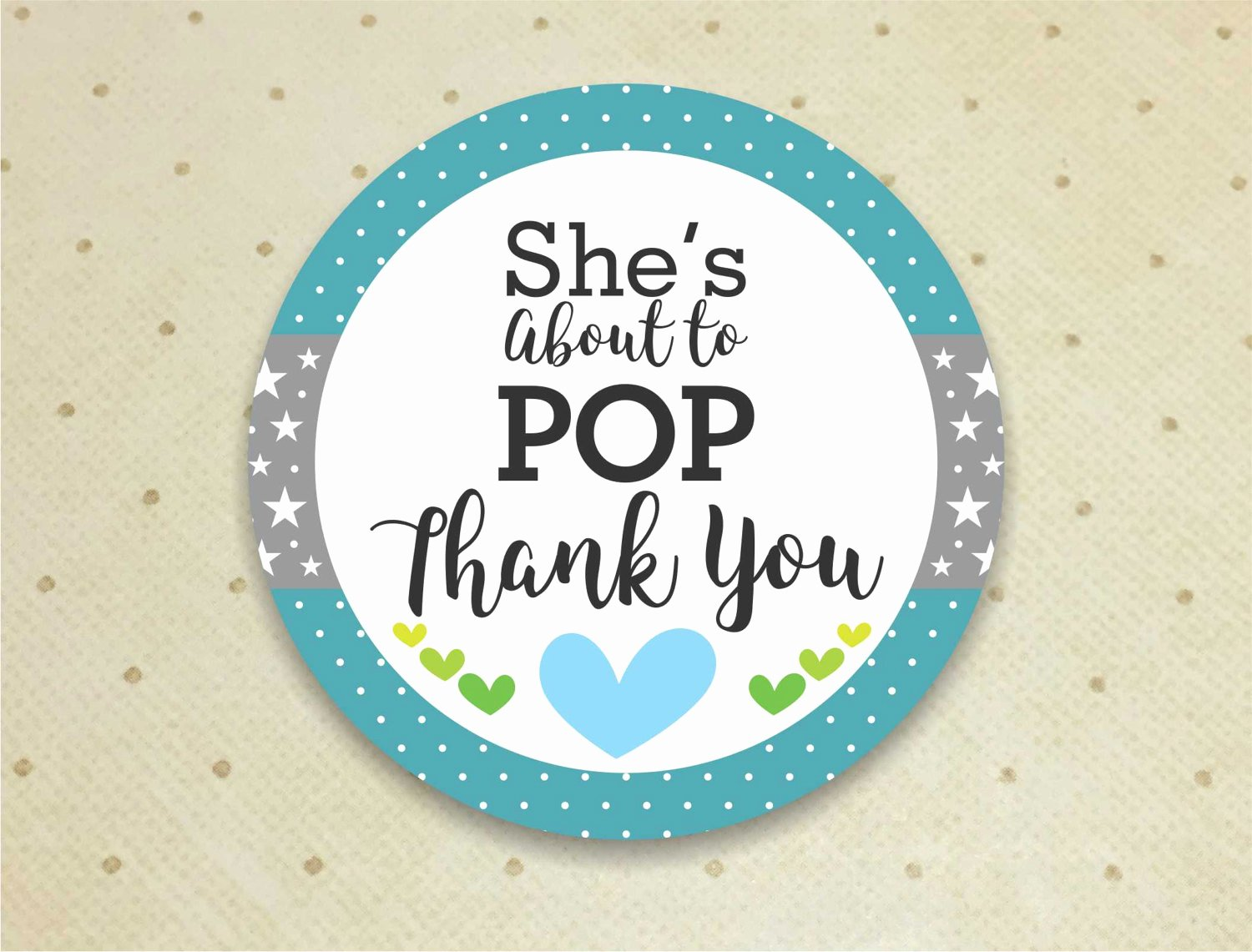 Baby Shower Thank You Tags Elegant Printable Baby Shower Favor Thank You Tags for Boys She S