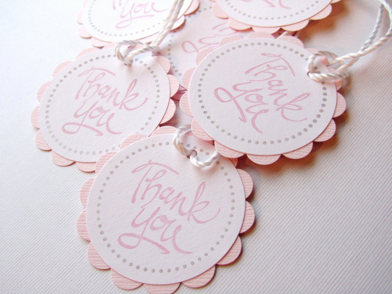 Baby Shower Thank You Tags Fresh Baby Shower Favor Tags Thank You Tags Pink Set Of 12