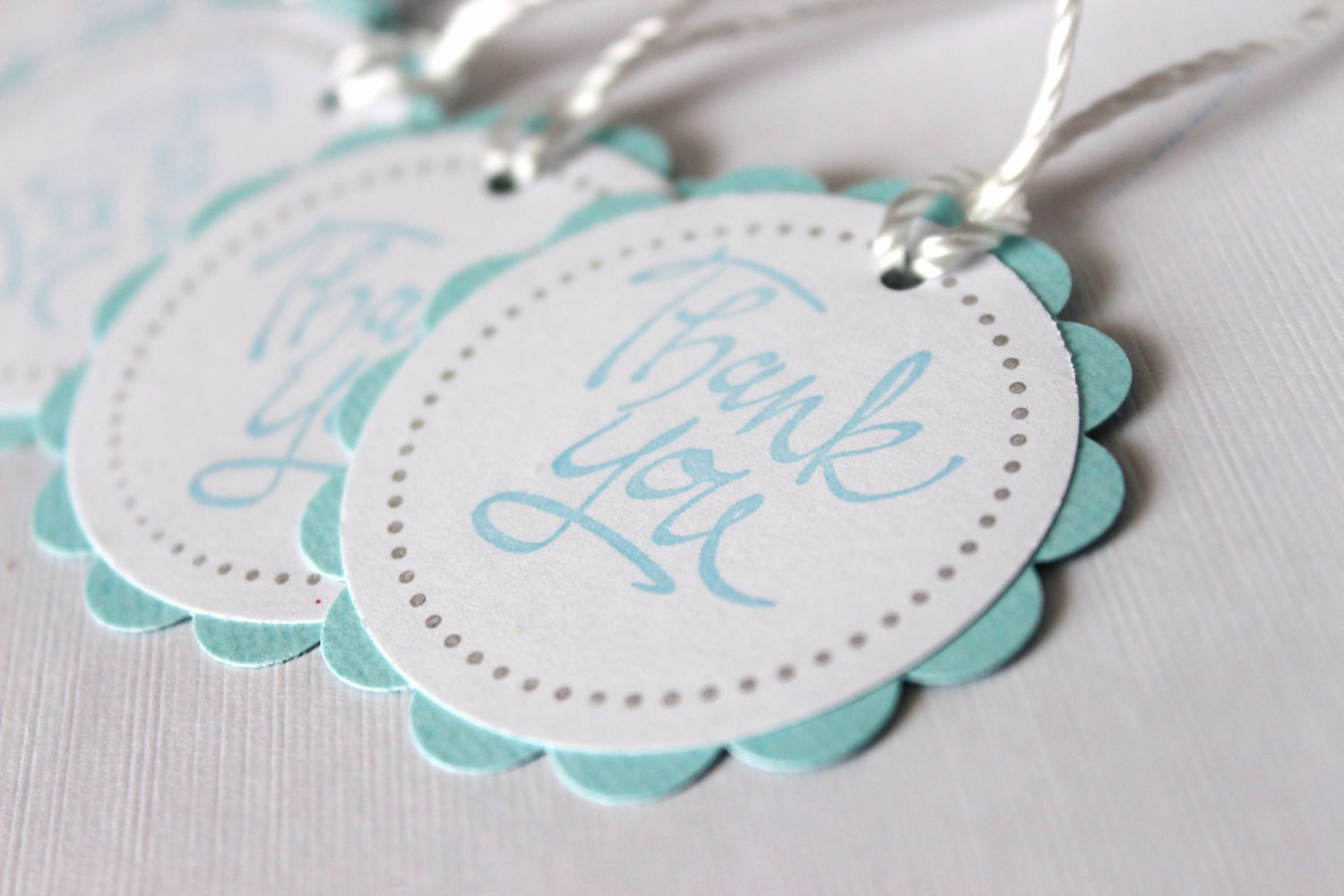 Baby Shower Thank You Tags Unique Baby Shower Favor Tags Thank You Tags Lt Blue by Wildbeanlore