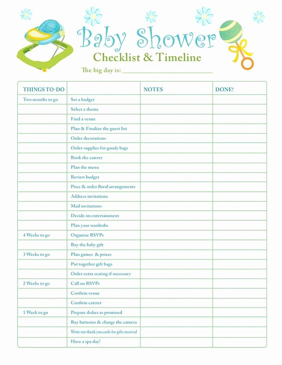 Baby Shower to Do List Awesome What Mommy Brain 10 Printable Checklists that Will