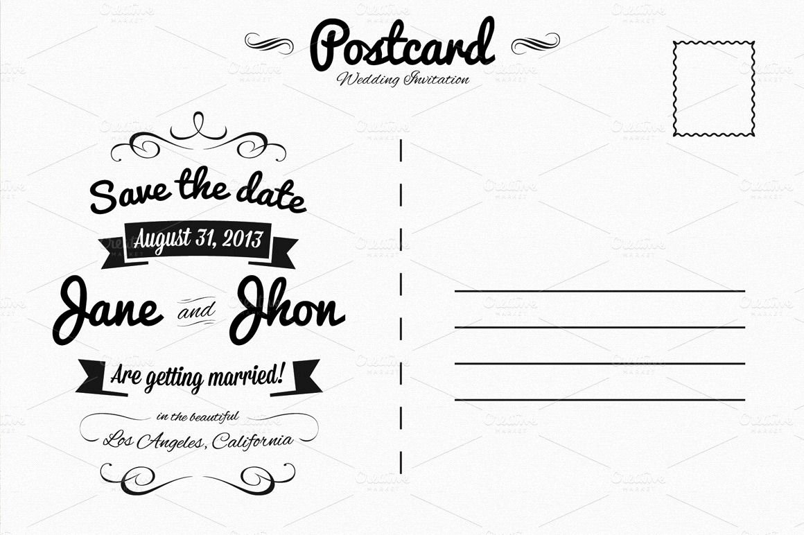 Back Of Postcard Template Best Of Postcard Layout Back Google Search