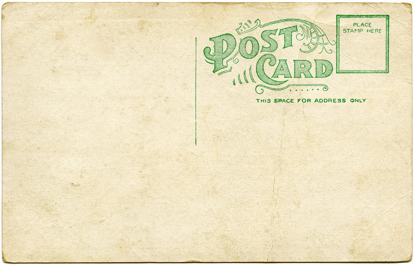 Back Of Postcard Template Best Of Writers Respond to Defunding the Nea and Neh