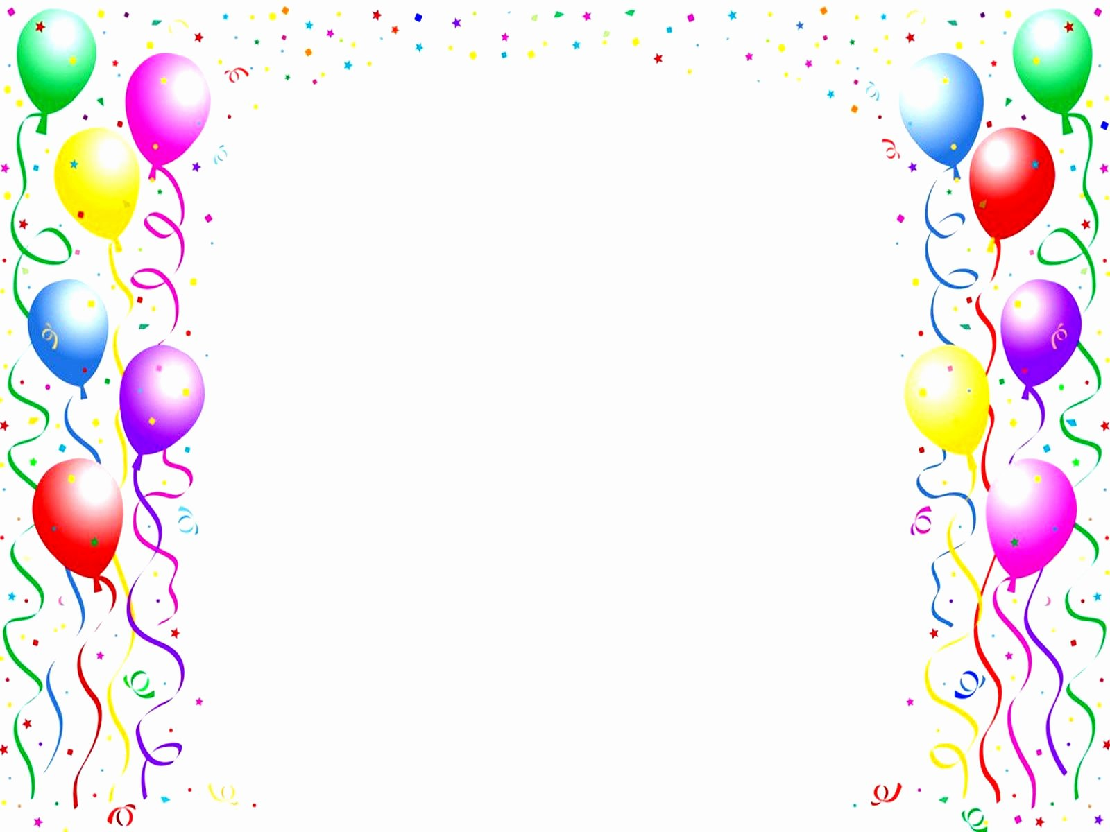 Birthday Card Template Free Elegant Birthday Card Template