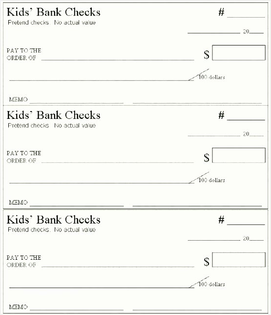 Blank Check Templates for Excel Best Of Microsoft Fice Checklist Template Besttemplatess123