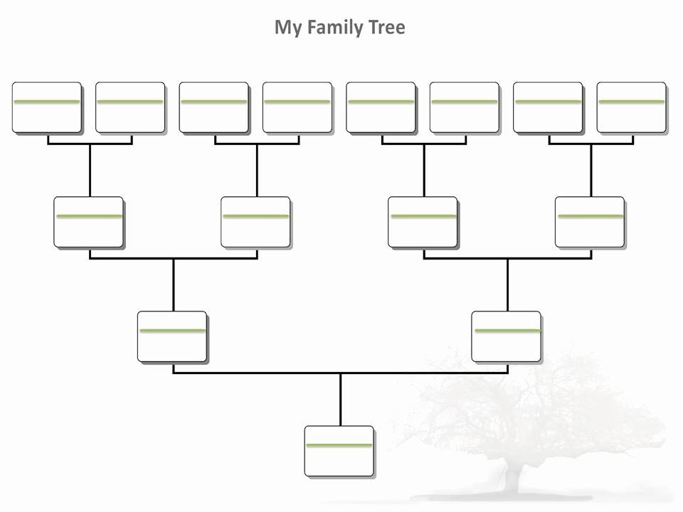 Blank Family Tree Chart New Blank Family Tree Pdf – Ancestry Talks with Paul Crooks