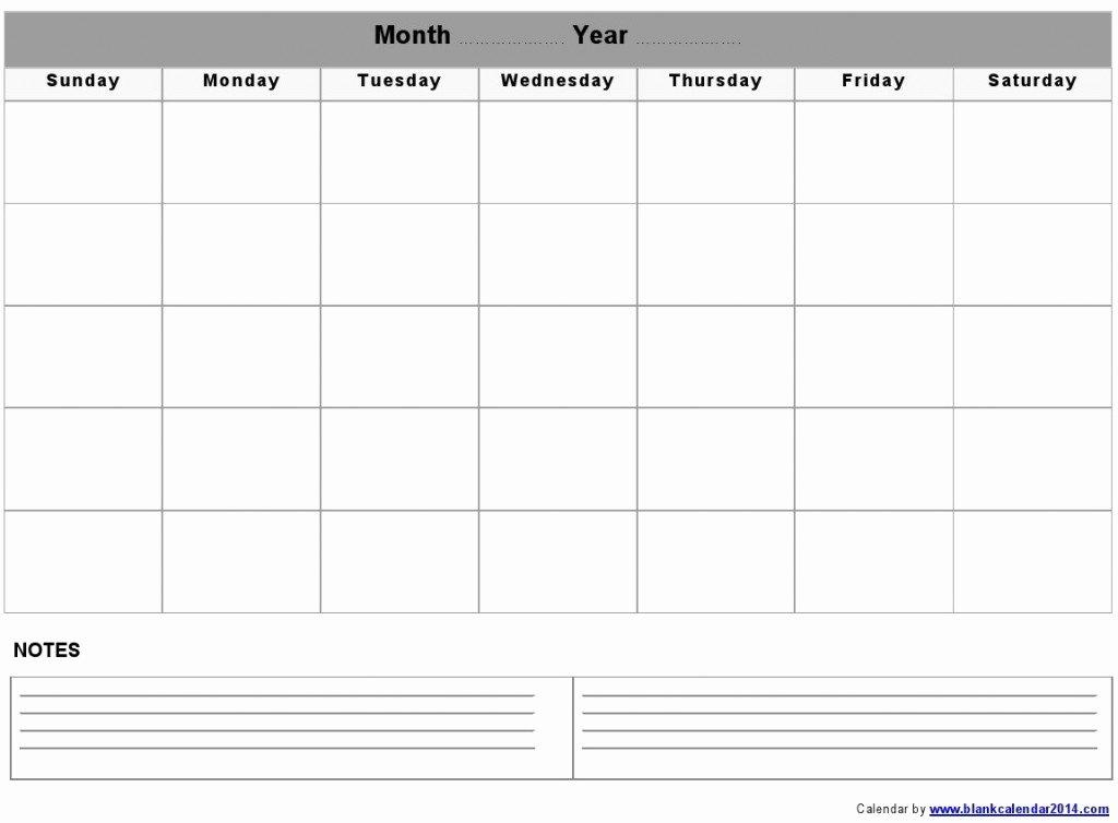 Blank Monthly Calendar Pdf Fresh Weekly Calendar Template 2017