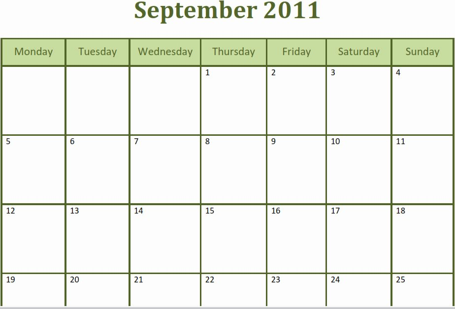 Blank Monthly Calendar Template Pdf Awesome Blog Archives Internetwolf
