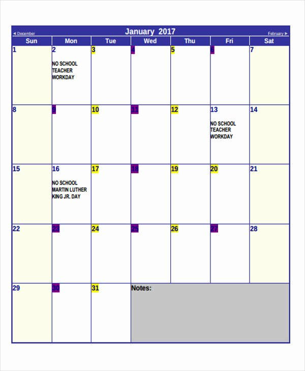 Blank Monthly Calendar Template Pdf Best Of Printable Blank Calendar Template 9 Free Word Excel