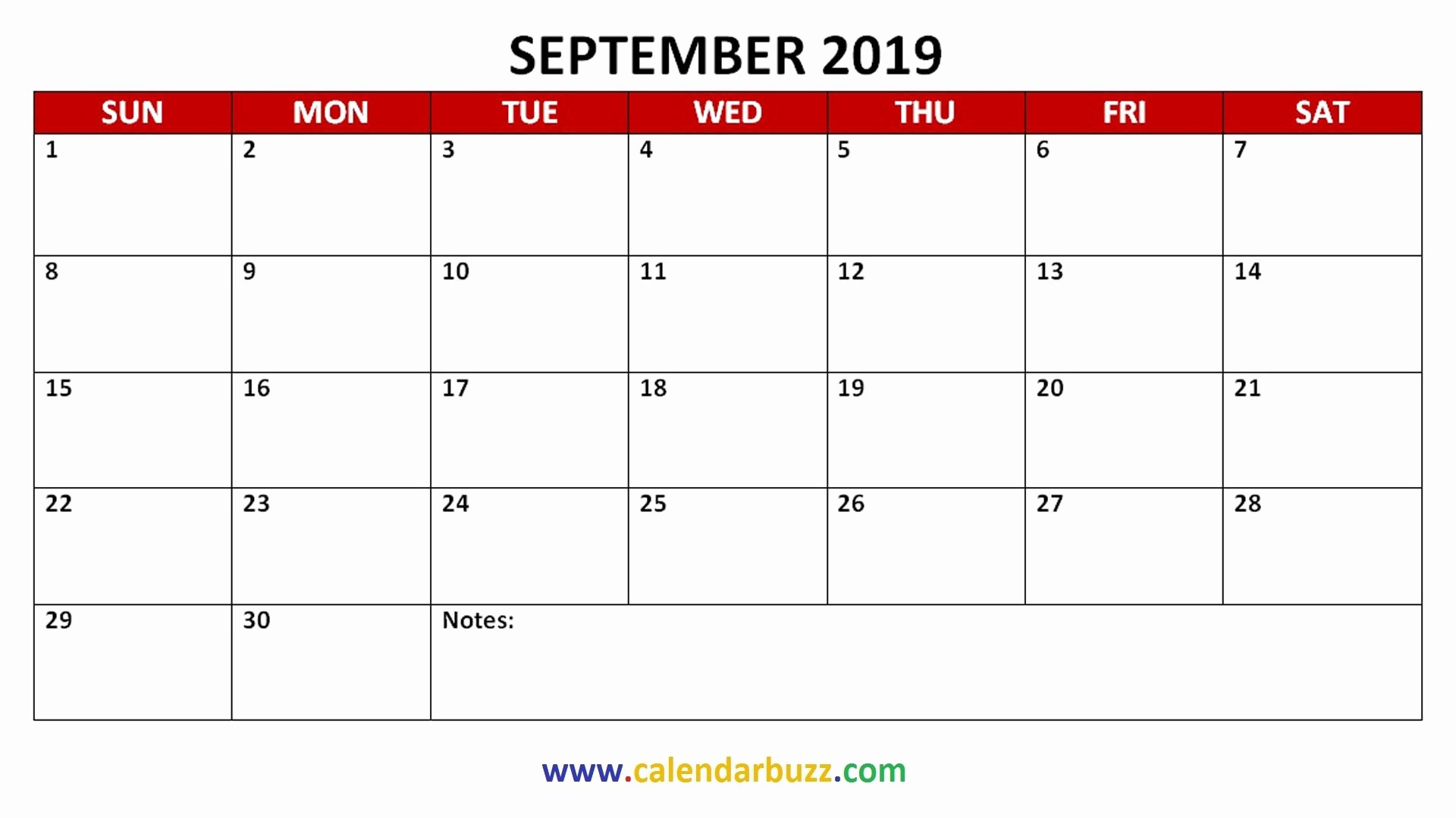 Blank Monthly Calendar Template Pdf Lovely Free 2019 Pdf Printable Calendar Monthly