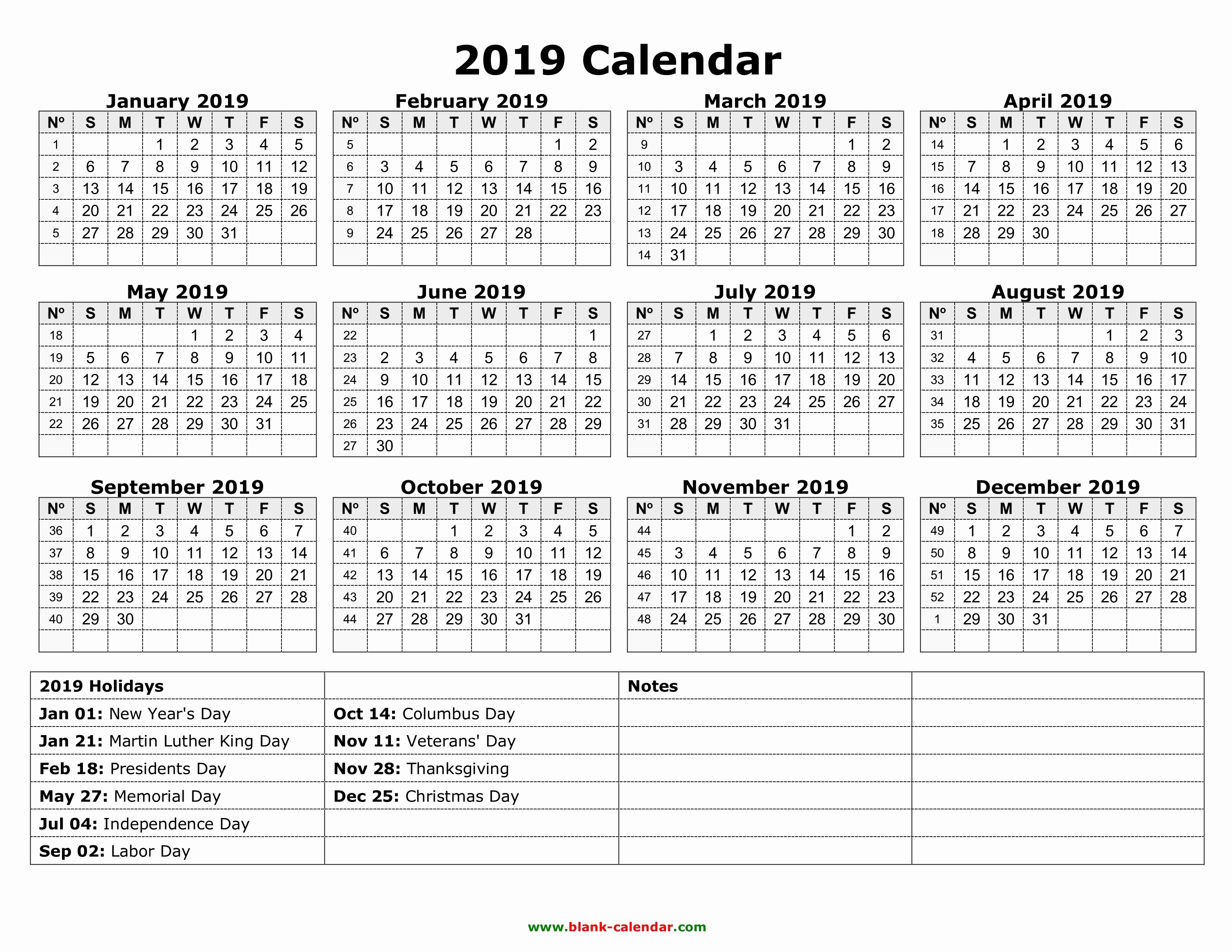 Blank Monthly Calendar Template Pdf New Blank Yearly Calendar Template Pdf