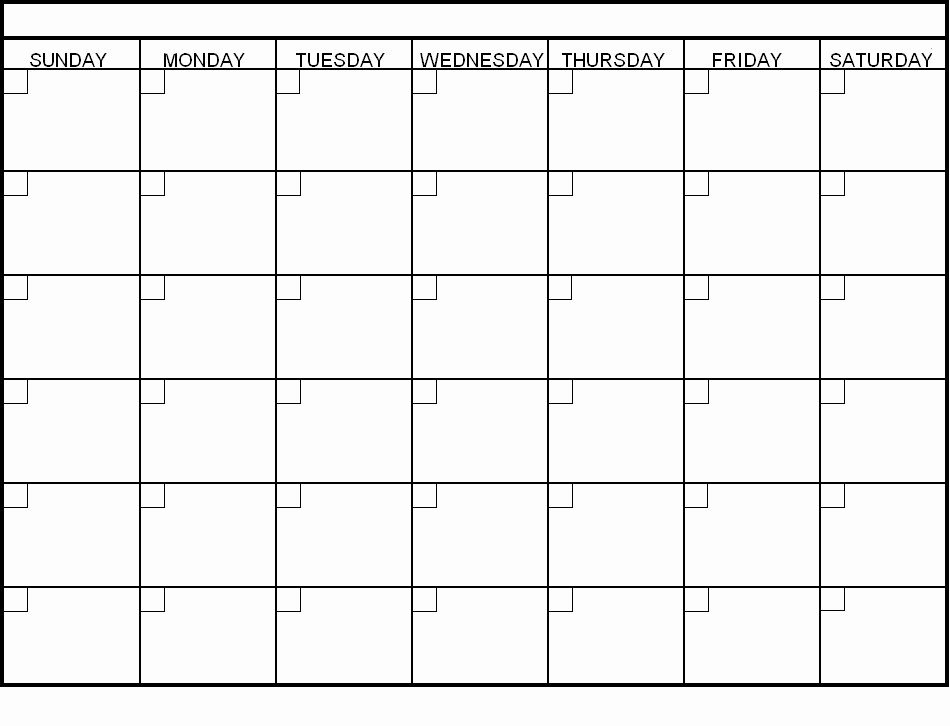 Blank Monthly Calendar Template Pdf New Pin by Reilly Macdonald On Workout