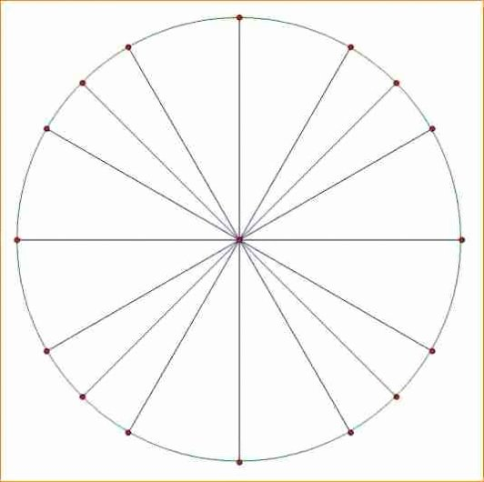 Blank Unit Circle Pdf Best Of Printable Blank Unit Circle Worksheet Template Pdf