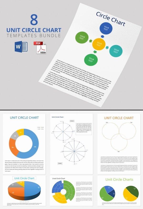 Blank Unit Circle Pdf Elegant 14 Unit Circle Chart Templates Doc Pdf
