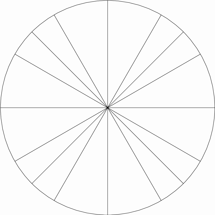Blank Unit Circle Pdf Elegant Printable Blank Unit Circle Worksheet Template Pdf