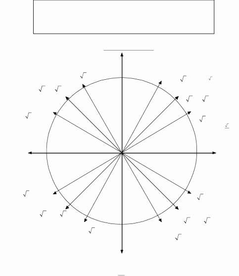 Blank Unit Circle Pdf Luxury 5 Free Unit Circle Chart Templates Word Excel Pdf