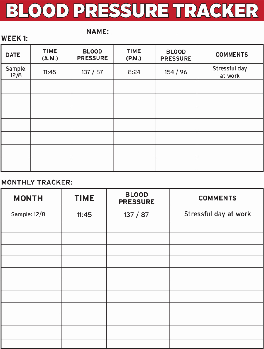 Blood Pressure Chart Pdf Beautiful 2019 Blood Pressure Log Chart Fillable Printable Pdf