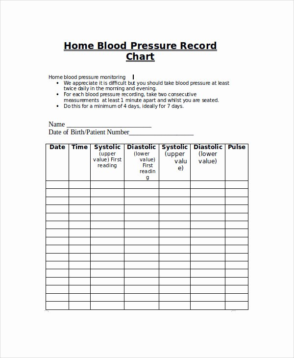 Blood Pressure Chart Pdf Beautiful Blood Pressure Charts Pdf