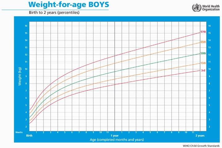 Boys Height Weight Chart Luxury Baby Boy Growth Chart Track Your Baby's Weight and Height