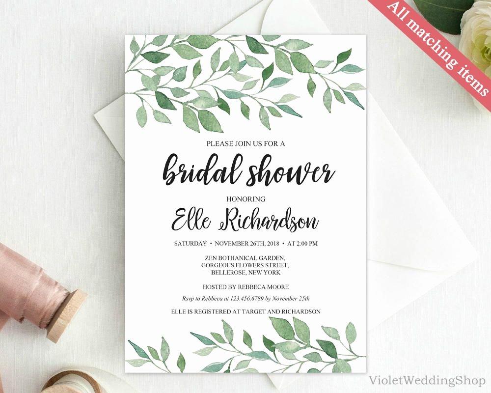 Bridal Shower Invite Template Unique Pin by Violeta Pironkova On Bridal Shower Invitation In