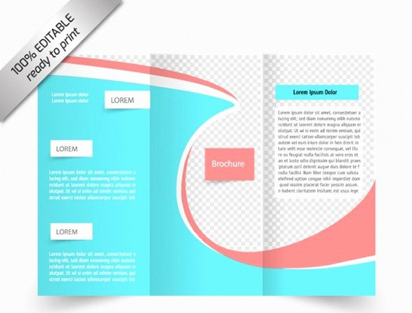 Brochure Templates for Google Docs Awesome Free Brochure Templates