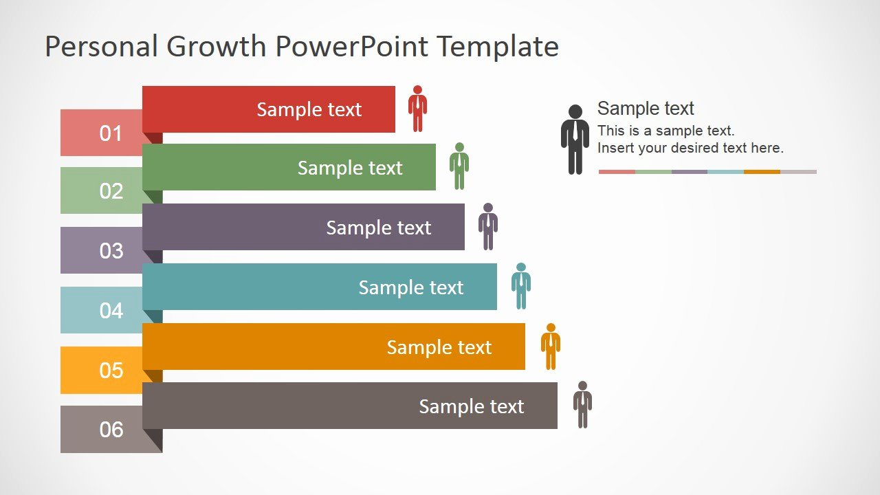 Business Development Plan Template Elegant Personal Growth Powerpoint Template Slidemodel