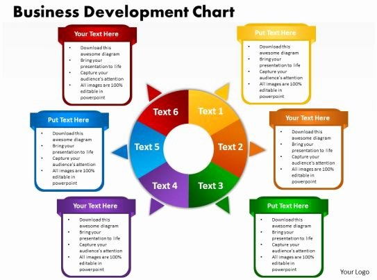 Business Development Plan Template New Business Development Chart Powerpoint Templates Graphics