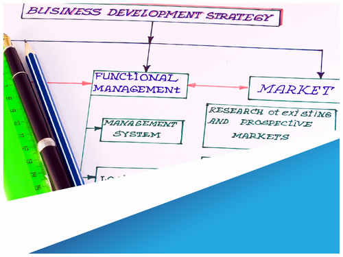 Business Development Plan Template New Business Development Strategy Ppt Template by