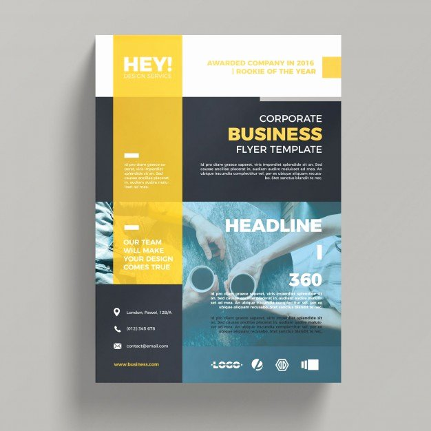 Business Flyer Templates Free Fresh Creative Corporate Business Flyer Template Psd File