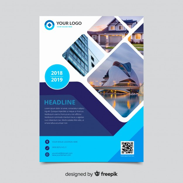 Business Flyer Templates Free Lovely Flyer Template Vectors S and Psd Files