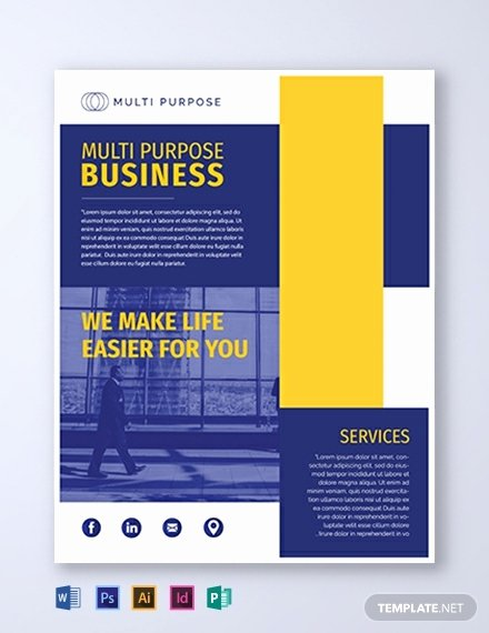 Business Flyer Templates Free Luxury 50 Business Flyer Templates [download Ready Made Samples