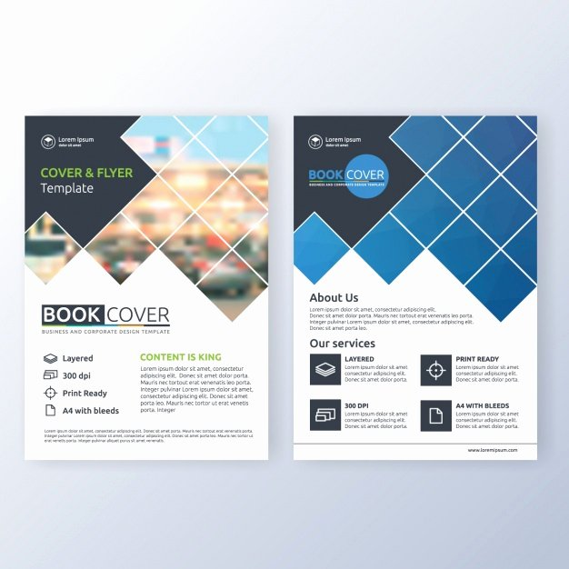 Business Flyers Template Free Beautiful Business Brochure Template Vector