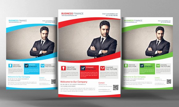 Business Flyers Template Free Lovely 20 Cool Business Flyers Templates