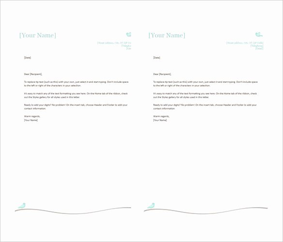Business Letterhead Template Word Awesome 32 Free Download Letterhead Templates In Microsoft Word